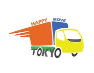 Tokyo Happy Move Logo - Entry #32