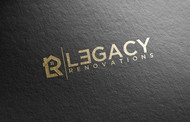 LEGACY RENOVATIONS Logo - Entry #69