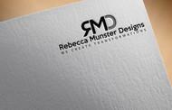 Rebecca Munster Designs (RMD) Logo - Entry #213