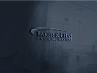 Baker & Eitas Financial Services Logo - Entry #504