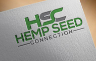 Hemp Seed Connection (HSC) Logo - Entry #28