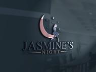Jasmine's Night Logo - Entry #304