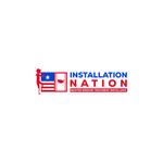 Installation Nation Logo - Entry #91