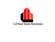 CZ Real Estate Rockstars Logo - Entry #162