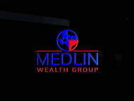 Medlin Wealth Group Logo - Entry #80
