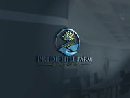 Pride Hill Farm & Garden Center Logo - Entry #102