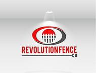 Revolution Fence Co. Logo - Entry #343