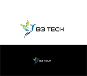 B3 Tech Logo - Entry #110