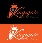 Kingsgate Real Estate Logo - Entry #12