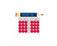 TicTacTest Logo - Entry #81