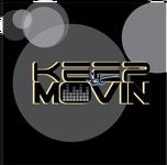 Keep It Movin Logo - Entry #295