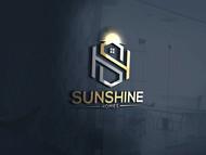 Sunshine Homes Logo - Entry #263