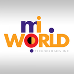 MiWorld Technologies Inc. Logo - Entry #42