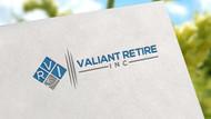 Valiant Retire Inc. Logo - Entry #163
