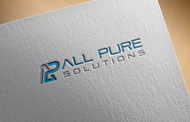 ALL PURE SOLUTIONS Logo - Entry #24