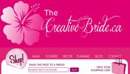 The Creative Bride Logo - Entry #56