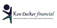 Ken Decker Financial Logo - Entry #121