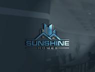 Sunshine Homes Logo - Entry #564