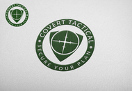 Covert Tactical Logo - Entry #27