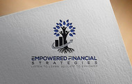 Empowered Financial Strategies Logo - Entry #193