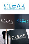 Clear Retirement Advice Logo - Entry #115