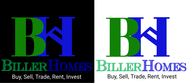 Biller Homes Logo - Entry #116