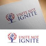 Unite not Ignite Logo - Entry #156