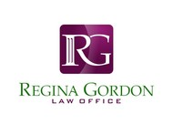 Regina Gordon Law Office  Logo - Entry #90