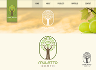 MulattoEarth Logo - Entry #28