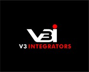 V3 Integrators Logo - Entry #296