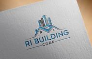 RI Building Corp Logo - Entry #8