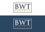 BWT Concrete Logo - Entry #84