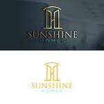 Sunshine Homes Logo - Entry #364