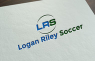 Logan Riley Soccer Logo - Entry #82