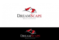 DreamScape Real Estate Logo - Entry #133