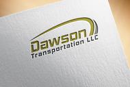 Dawson Transportation LLC. Logo - Entry #123