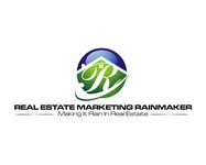 Real Estate Marketing Rainmaker Logo - Entry #24