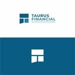 "Taurus Financial (or just ""Taurus"") Logo - Entry #374"