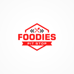 Foodies Pit Stop Logo - Entry #70