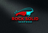Rock Solid Seafood Logo - Entry #141