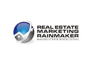 Real Estate Marketing Rainmaker Logo - Entry #22