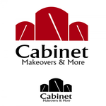 Cabinet Makeovers & More Logo - Entry #78