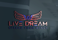 LiveDream Apparel Logo - Entry #410