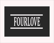 Four love Logo - Entry #148