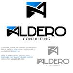 Aldero Consulting Logo - Entry #33