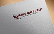 Rams Duty Free + Smoke & Booze Logo - Entry #101