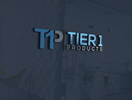 Tier 1 Products Logo - Entry #276