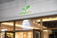Vegan Fix Logo - Entry #64