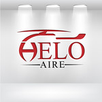 Helo Aire Logo - Entry #73