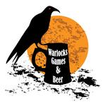 Warlocks Games and Beer Logo - Entry #14